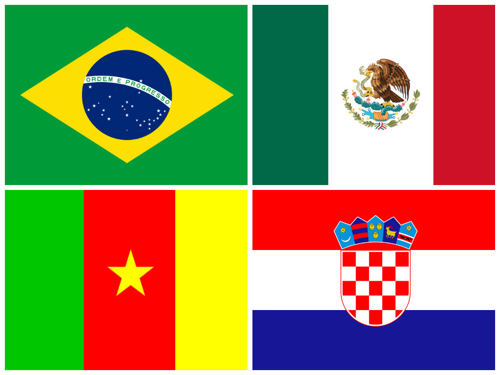 FIFA World Cup Group A