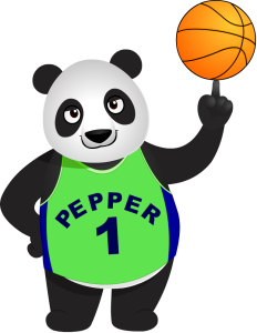 PepperBasketballClearBackground
