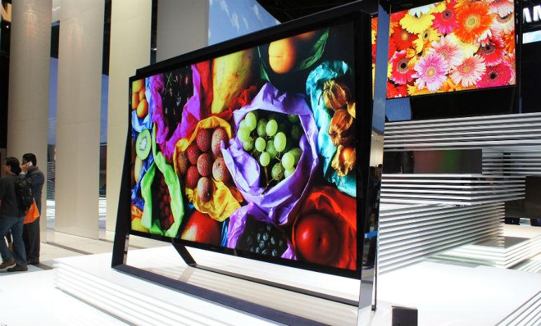 Samsung UHD 85 TV